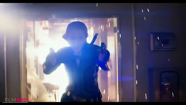 BLACK WIDOW - 8 Minute Trailers (4K ULTRA HD) NEW 2021