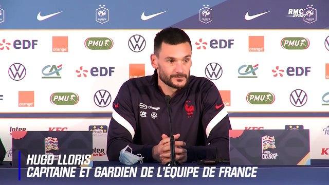 """Equipe de France : Le Portugal ? """"Un souvenir douloureux qui appartient au passé"""" pour Lloris"""