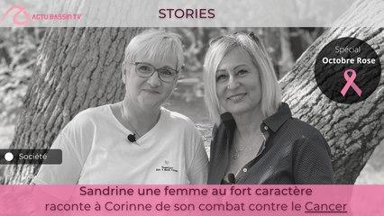 Stories (Spécial Octobre Rose) Avec Sandrine ...