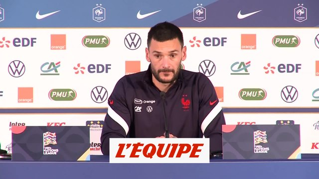 Lloris, avant France-Portugal : « un souvenir douloureux » - Foot - L. Nations