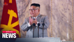Kim Jong-un unveils new missiles in military parade at 75th anniversary of Workers' Party