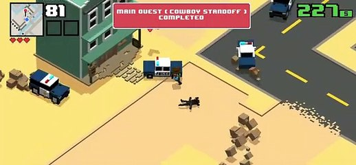 """Smashy Road: Wanted 2 