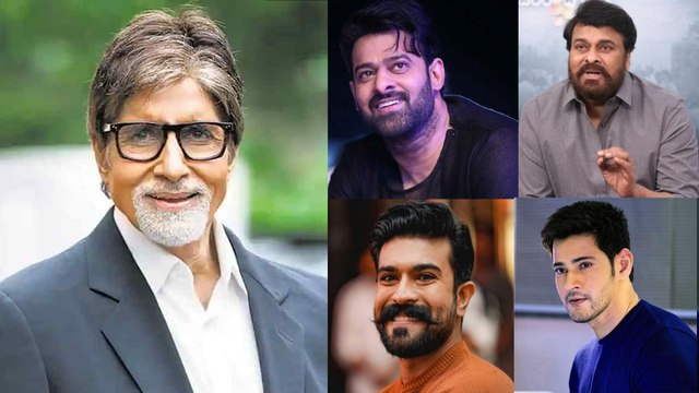 Birthday Wishes For The Bollywood Legend From Tollywood Stars