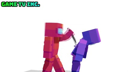 AMONG US DEATH but in MINECRAFT !!!