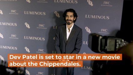 Dev Patel's New Role