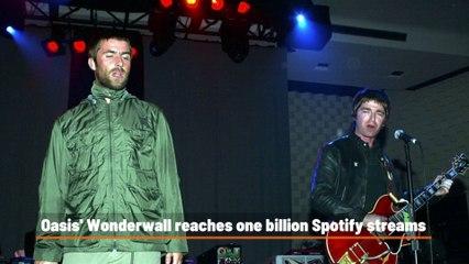Oasis' Wonderwall Is Popular