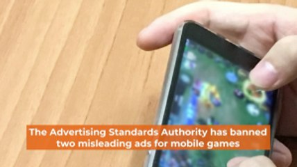 Advertising Standards Authority Steps In On Mobile Gaming