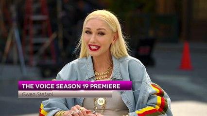 The Voice- Season 19 Premiere:   Gwen Stefani
