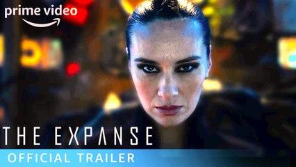 THE EXPANSE – Season 5 Trailer and RELEASE DATE - December 16th 2020: Steven Strait, Cas Anvar, Dominique Tipper