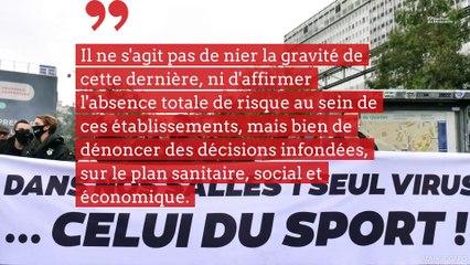 Zidane Le Fur Diagana 90 Sportifs Dirigeants Et Medecins Demandent La Reouverture Des Salles De Sport