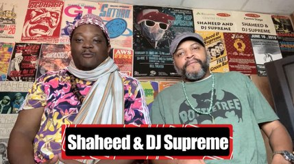 Video Vision Ep 73 takeover by Shaheed & DJ Supreme