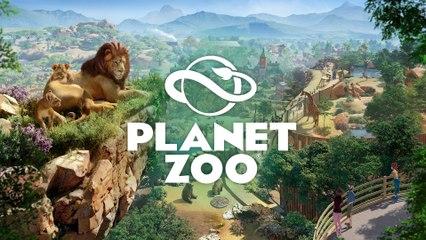 Présentation Planet Zoo