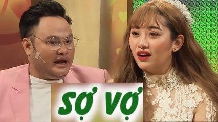 Vợ Chồng Son Hài Hước | Hồng Vân - Quốc Thuận | Vinh Râu - Minh Trang | Mnet Love | Cười Bể Bụng