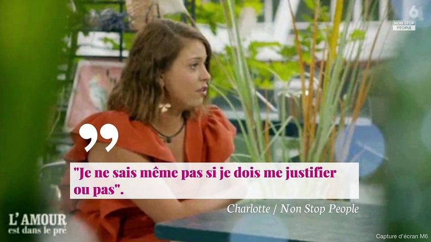 L'amour est dans le pré 2020 : Charlotte pas sincère avec Laurent ? Elle répond aux critiques (Exclu)