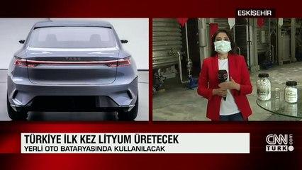 Türkiye'de ilk kez Yerli otomobilde kullanılmak üzere üretilecek
