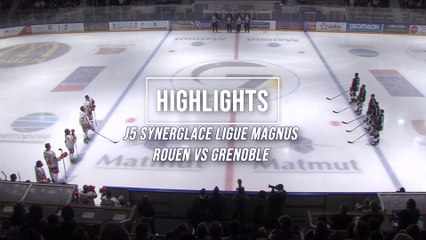 Rouen - Grenoble (4-3), les meilleurs moments