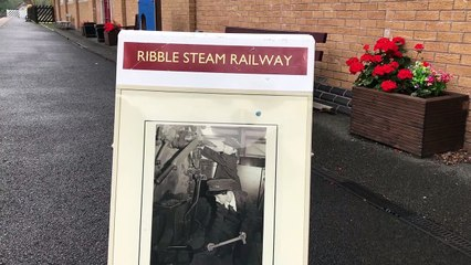 Ribble Steam Railway has been awarded £207,200 from the Culture Recovery