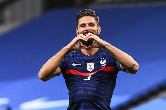 Exclu - Olivier Giroud : « je fais ce métier pour marquer l'histoire du football »