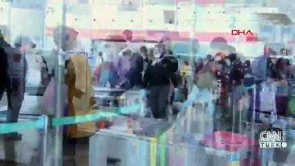 Hava yolu sefer sayıları düştü | Video