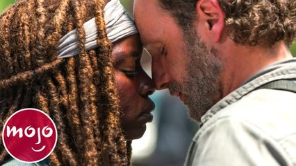 Top 10 Romances on The Walking Dead