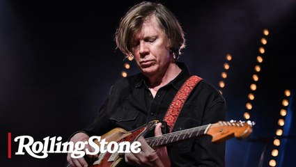 Thurston Moore Plays 'Hashish' and 'Locomotives' from London, UK | In My Room