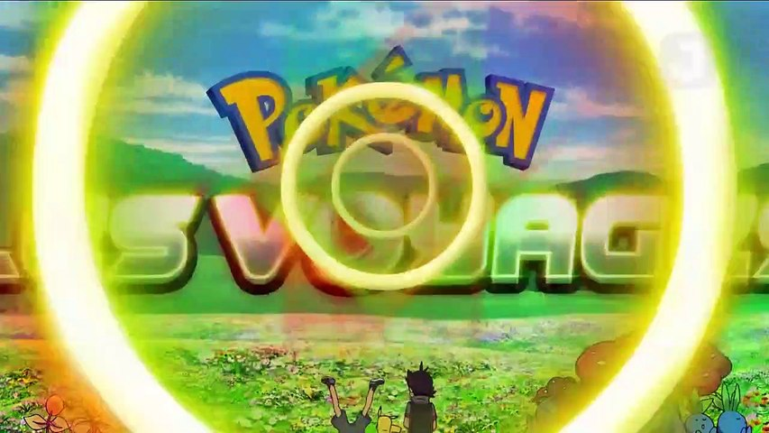 Pokemon Saison 23 Épisode 4 - Flambino, un Pokémon rusé !