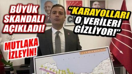 CHP'li Akın: Karayolları, özel sektörün işlettiği otoyol, köprü ve tünellerin verilerini halktan gizliyor