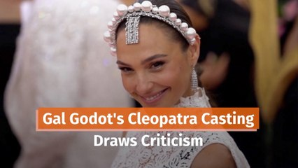 Gal Godot's Cleopatra Is Being Debated