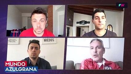 """Fernando Kuyumchoglu: """"Mi idea es que con los chicos que tenemos en San Lorenzo se pueda hacer el estadio en Boedo"""""""