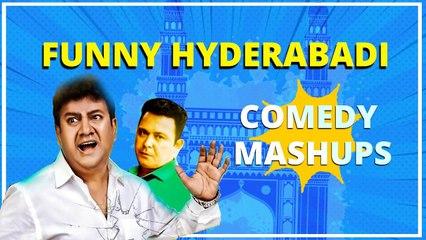 Hyderabadi Comedy Mashups - 3 | Gullu Dada, Aziz Naser, Shehbaaz Khan | Silly Monks Deccan