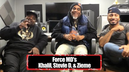Video Vision Ep 67 Takeover by the Legendary Force M.D.'s