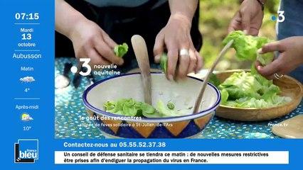 La matinale de France Bleu Creuse du 13/10/2020