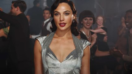 DEATH ON THE NILE Trailer (2020) Gal Gadot Movie