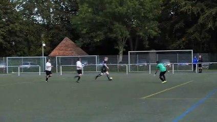 Tor von Jonas Grüneklee (SVG IV) gegen Inter Roj