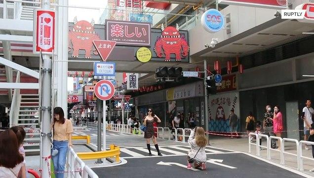 ここはどこ!?中国に登場した「日本の」繁華街