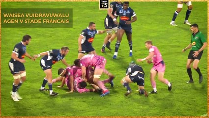 TOP 3 TRIES from Matchday 4 - TOP 14 - Season 2020/21