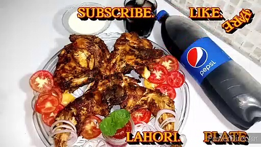 grilled chicken recipe_bonfire chicken recipe_grilled chicken chargha_chicken sajji without oven