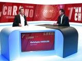 7 Minutes Chrono avec Christophe Faverjon - 7 Mn Chrono - TL7, Télévision loire 7