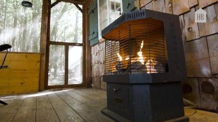 Airbnb Dream Rentals: Tiny Catskill Cabin