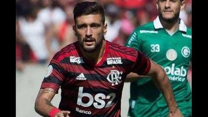 Flamengo 6 x 1 Goiás - Brasileirão 2019