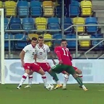 Poland U21 vs Bulgaria U21 All Goals and Highlights 13/10/2020