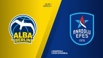 EuroLeague 2020-21 Highlights Regular Season Round 3 video: ALBA 72-93 Efes