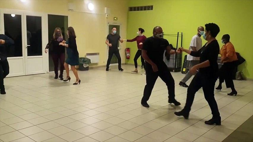 2020 - cours de Salsa Cubaine au Body Moving - mari 13 octobre by Occo Style