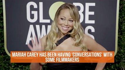 Mariah Carey's Hollywood Talks