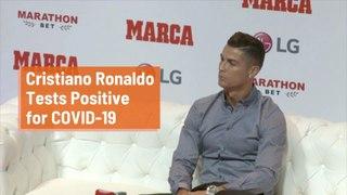 Cristiano Ronaldo Is Sick