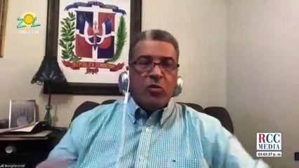 Pedro Jiménez comenta desorden de talleres en barrios como Ensanche La Fe, La Agustina y Villa Juana