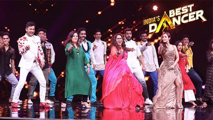 India's Best Dancer Celebrates Romance Special With Farah Khan