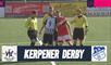 Rassiges Kerpener Derby | VfL Sindorf – SV Blau-Weiss Kerpen