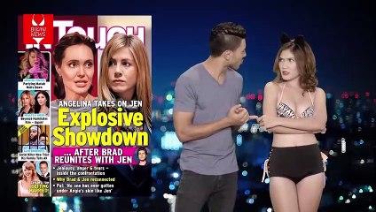Bikini-News-Brad-Pitt-Was-In-Touch-With-Jennifer-Aniston