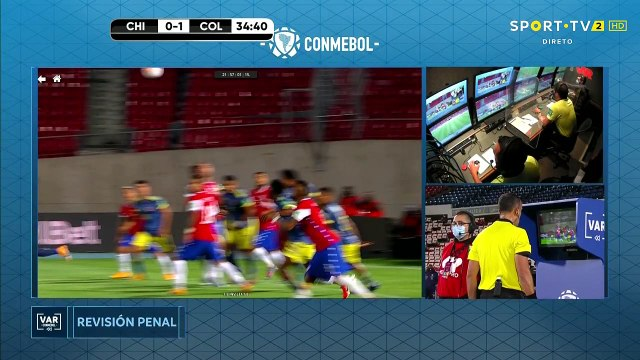 Chile vs Colombia All Goals and Highlights 13/10/2020
